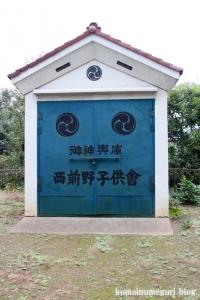 前野熊野神社・西熊野(板橋区前野町)11