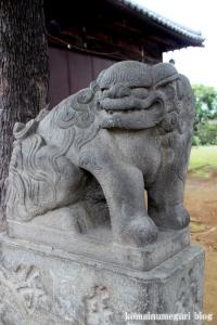 前野熊野神社・西熊野(板橋区前野町)17