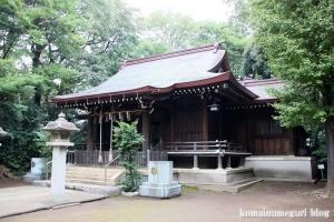 城山熊野神社(板橋区志村)10