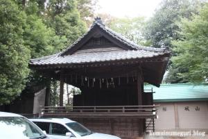 城山熊野神社(板橋区志村)27