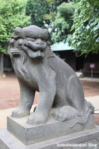 城山熊野神社(板橋区志村)30