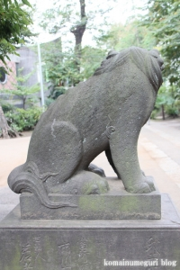 城山熊野神社(板橋区志村)31