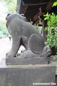 城山熊野神社(板橋区志村)36