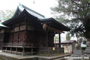 小豆沢神社(板橋区小豆沢)12