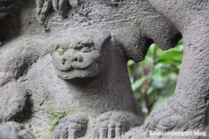 小豆沢神社(板橋区小豆沢)26