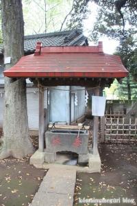 小豆沢神社(板橋区小豆沢)8