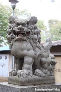 小豆沢神社(板橋区小豆沢)10