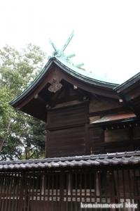 小豆沢神社(板橋区小豆沢)13