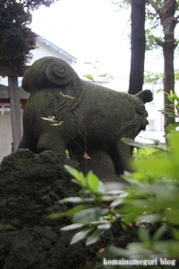 小豆沢神社(板橋区小豆沢)24