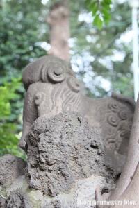 小豆沢神社(板橋区小豆沢)30