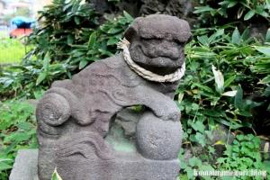 蓮根氷川神社(板橋区蓮根)24