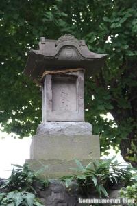 蓮根氷川神社(板橋区蓮根)26