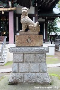 蓮根氷川神社(板橋区蓮根)28