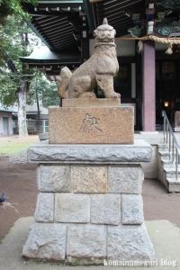 蓮根氷川神社(板橋区蓮根)33