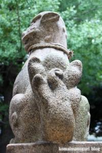 蓮根氷川神社(板橋区蓮根)31