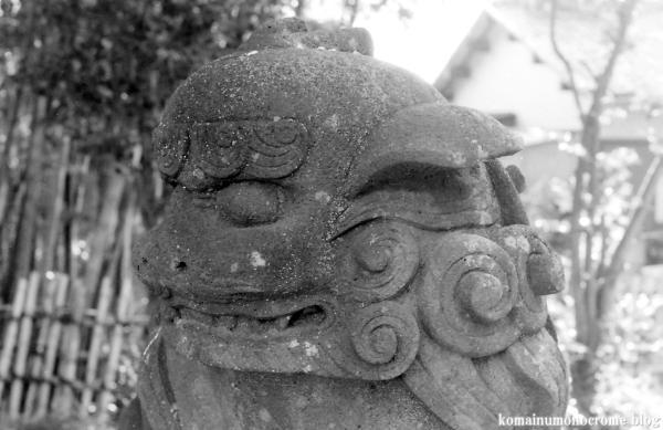 八幡神社(埼玉県加須市睦町)4