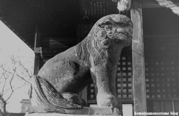 諏訪神社(埼玉県加須市諏訪)7