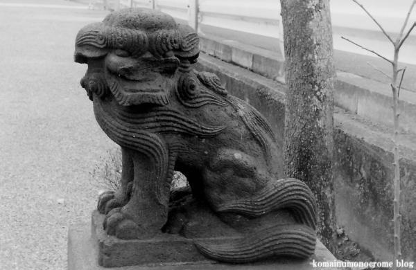福森稲荷神社(葛飾区青戸)1