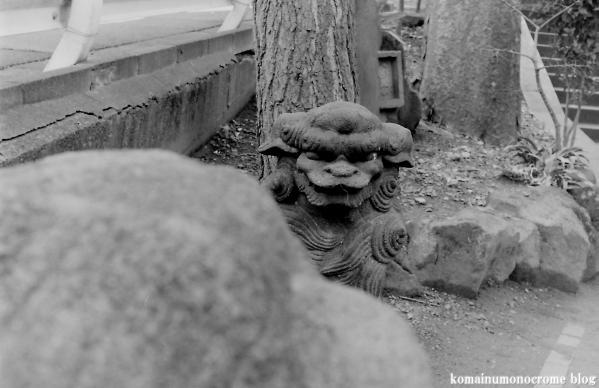 福森稲荷神社(葛飾区青戸)2
