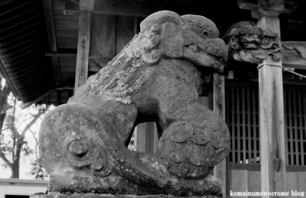 引田八雲神社(あきる野市引田)3