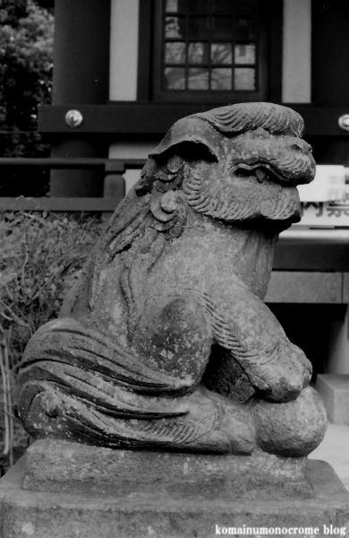 中原八幡神社(葛飾区青戸)3