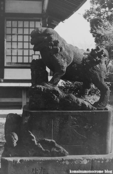 第六天神社(さいたま市岩槻区馬込)1