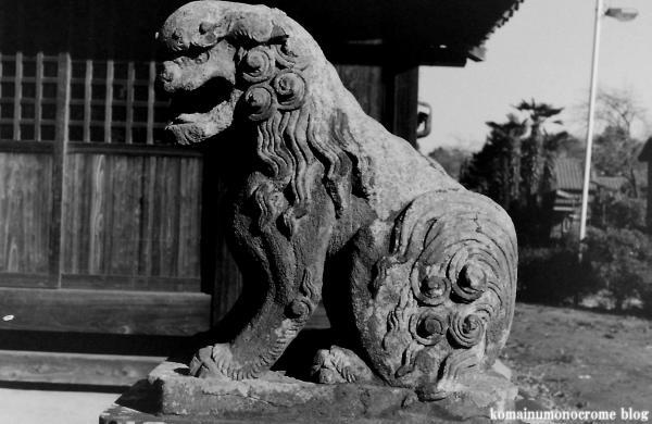 関白社(さいたま市岩槻区平林寺)1