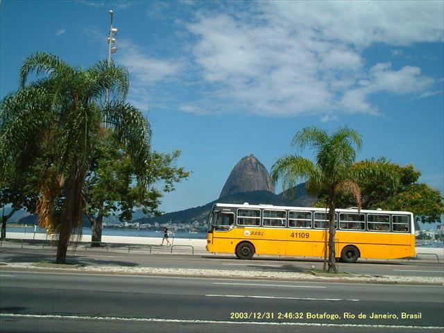 陽気な雰囲気いっぱいのサンバの国 ブラジル 私の海外渡航履歴 その16
