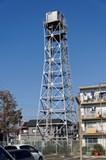 神奈川県営鶴ヶ峰団地給水塔のサムネイル