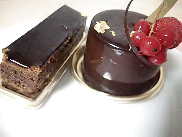 Rue de L'etoile(ルイ・ドゥ・レトワール) チョコケーキ