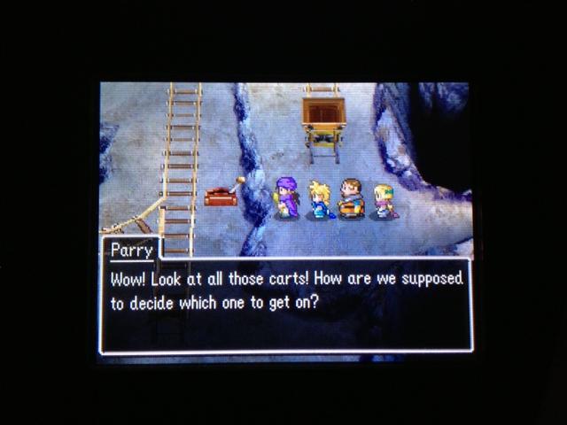 ドラクエ5 北米版 天空城への洞窟 03