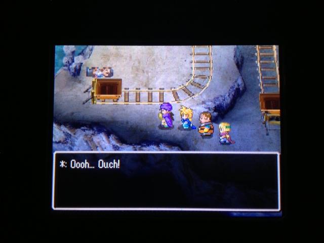 ドラクエ5 北米版 天空城への洞窟 11