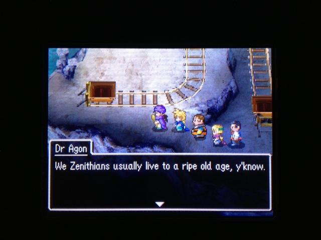 ドラクエ5 北米版 ゼニシアの洞窟 ドクター アゴン 仲間後1