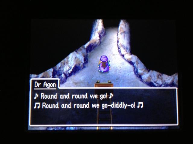ドラクエ5 北米版 ゼニシアの洞窟 ドクター アゴン 仲間後6