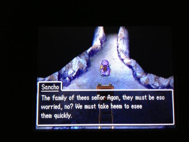 ドラクエ5 北米版 ゼニシアの洞窟 ドクター アゴン 仲間後7