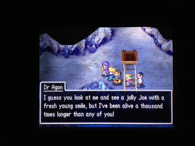 ドラクエ5 北米版 ゼニシアの洞窟 ドクター アゴン 仲間後8