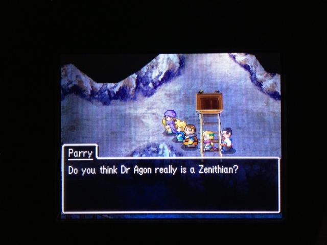 ドラクエ5 北米版 ゼニシアの洞窟 ドクター アゴン 仲間後9