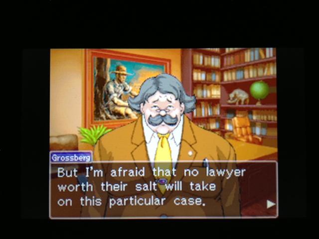 逆転裁判 北米版 クロスバーグ法律事務所 14