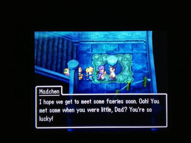 ドラクエ5 北米版 妖精の森5