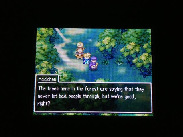 ドラクエ5 北米版 妖精の森18