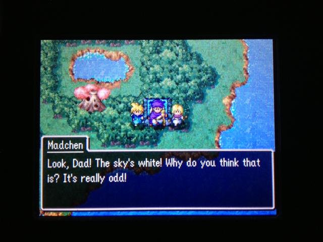 ドラクエ5 北米版 妖精世界1