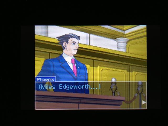 逆転裁判 北米版 マヤ法廷5