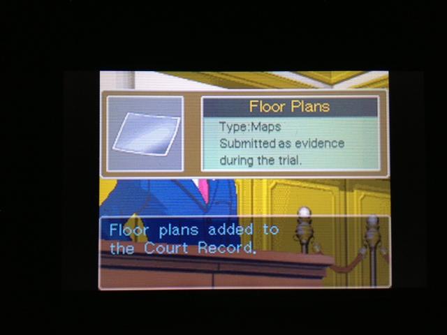 逆転裁判 北米版 マヤ法廷18