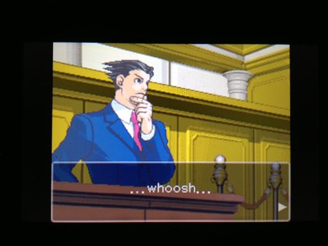 逆転裁判 北米版 マヤ法廷 ガムシュー証言9