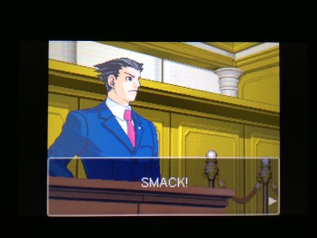 逆転裁判 北米版 マヤ法廷 ガムシュー証言10