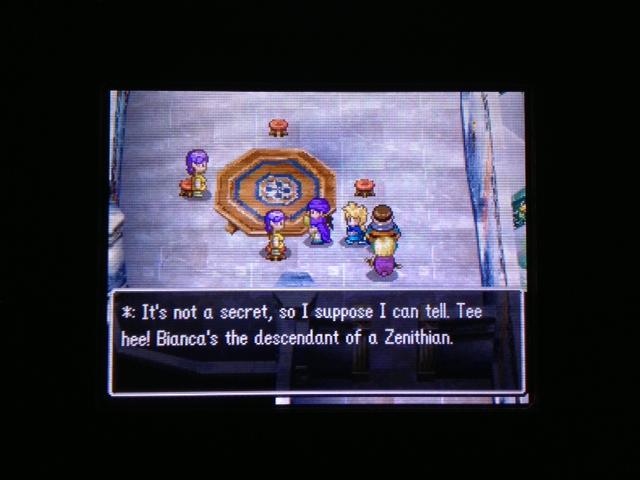 ドラクエ5 北米版 妖精城25