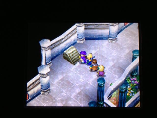 ドラクエ5 北米版 妖精城34