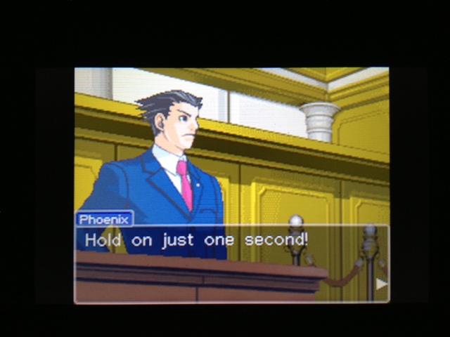 逆転裁判 北米版 マヤ法廷 ガムシュー証言18