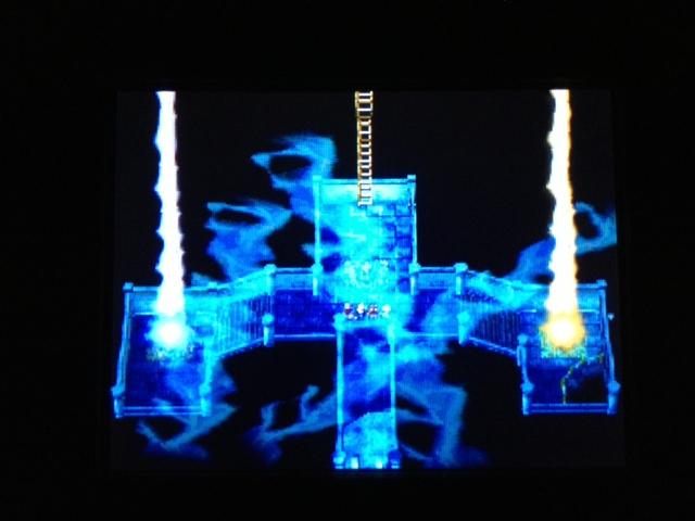 ドラクエ5 北米版 ゼニシア城浮上18