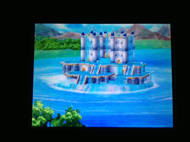 ドラクエ5 北米版 ゼニシア城浮上22
